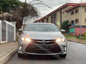Toyota Camry 2015 Gray | Cars for sale in Abuja (FCT) State, Asokoro