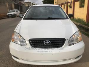 Toyota Corolla 2006 LE White   Cars for sale in Lagos State, Surulere