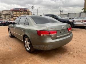 Hyundai Sonata 2008 2.4 Limited Green | Cars for sale in Lagos State, Ikeja