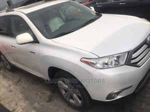 Toyota Highlander 2013 White | Cars for sale in Lagos State, Ajah