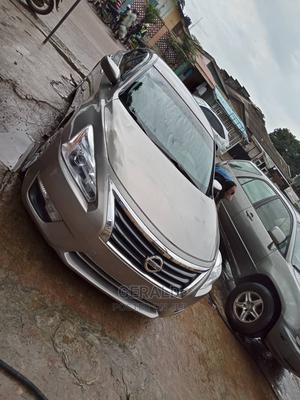 Nissan Altima 2014 Gold   Cars for sale in Lagos State, Ojodu