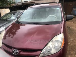 Toyota Sienna 2008 Red | Cars for sale in Lagos State, Ifako-Ijaiye