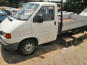 Volkswagen Transporter Pick Up White | Trucks & Trailers for sale in Lagos State, Apapa