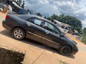 Toyota Corolla 2004 Sedan Gray | Cars for sale in Imo State, Owerri