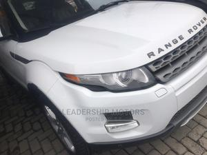 Land Rover Range Rover Evoque 2015 White | Cars for sale in Lagos State, Ajah
