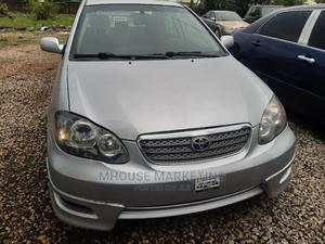 Toyota Corolla 2007 S Silver | Cars for sale in Abuja (FCT) State, Kubwa