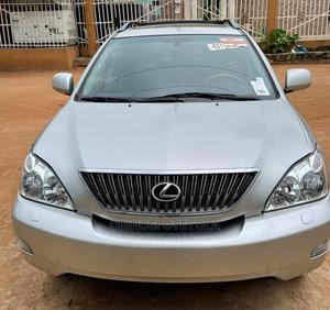 Lexus RX 2008 350 AWD Silver | Cars for sale in Lagos State, Abule Egba
