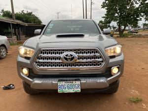 Toyota Tacoma 2017 TRD Sport Gray   Cars for sale in Lagos State, Ikorodu