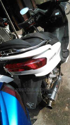 Yamaha Majesty 2010 White | Motorcycles & Scooters for sale in Lagos State, Ojo