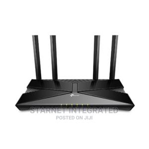 TPLINK AX3000 Dual-Band Gigabit Wi-Fi 6 Router | Networking Products for sale in Lagos State, Ikeja