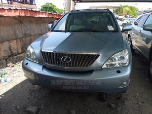 Lexus RX 2005 330 4WD Green   Cars for sale in Lagos State, Apapa
