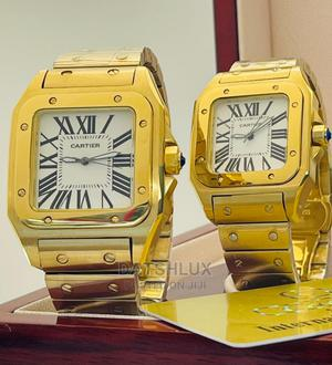 Cartier Couples Chain Wristwatch | Watches for sale in Lagos State, Lagos Island (Eko)