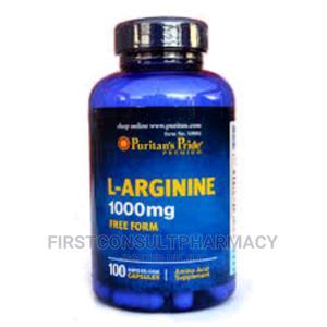 Puritan's Pride L-Arginine 1000mg X 100   Vitamins & Supplements for sale in Lagos State, Surulere