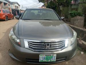 Honda Accord 2009 2.0 I-Vtec Automatic Gray   Cars for sale in Lagos State, Ojodu