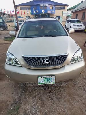 Lexus RX 2005 Gold | Cars for sale in Lagos State, Alimosho