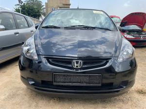 Honda Jazz 2007 1.4i DSi CVT Black | Cars for sale in Kano State, Kano Municipal