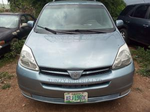 Toyota Sienna 2004 Blue   Cars for sale in Abuja (FCT) State, Kubwa