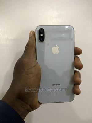 Apple iPhone X 64 GB White   Mobile Phones for sale in Ogun State, Abeokuta North