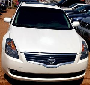 Nissan Altima 2007 2.5 White   Cars for sale in Kaduna State, Kaduna / Kaduna State
