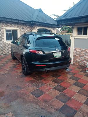 Infiniti FX35 2003 Black | Cars for sale in Delta State, Ika North East
