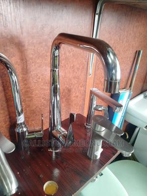 Stainless Steel Sink Mixer | Plumbing & Water Supply for sale in Lagos State, Orile