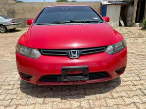 Honda Civic 2007 1.8 Coupe DX Automatic Red | Cars for sale in Kaduna State, Kaduna / Kaduna State