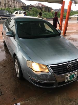 Volkswagen Passat 2008 2.0 Turbo Blue | Cars for sale in Rivers State, Port-Harcourt