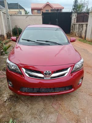 Toyota Corolla 2010 Red | Cars for sale in Anambra State, Awka