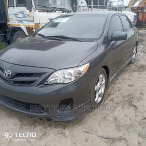 Toyota Corolla 2013 Gray | Cars for sale in Lagos State, Ajah