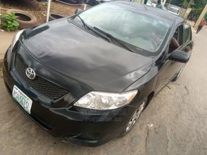 Toyota Corolla 2009 Black   Cars for sale in Abuja (FCT) State, Gwarinpa