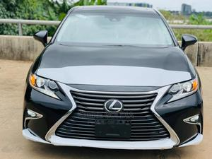 Lexus ES 2018 350 FWD Black | Cars for sale in Abuja (FCT) State, Wuse 2