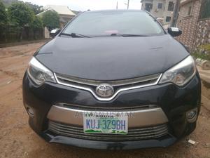 Toyota Corolla 2015 Black | Cars for sale in Abuja (FCT) State, Gwarinpa