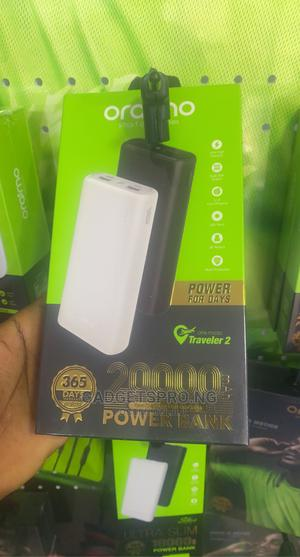 Oriamo Power Bank 20,000mah   Accessories for Mobile Phones & Tablets for sale in Lagos State, Abule Egba