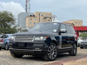 Land Rover Range Rover 2014 Black | Cars for sale in Abuja (FCT) State, Jahi