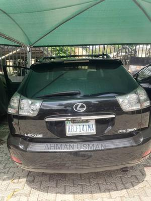 Lexus RX 2009 350 AWD Black | Cars for sale in Abuja (FCT) State, Central Business District
