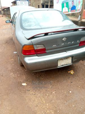 Nissan Maxima 1999 QX Gray | Cars for sale in Oyo State, Egbeda