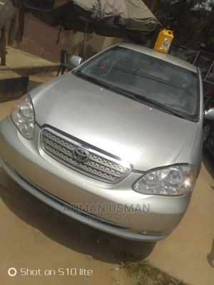 Toyota Corolla 2004 LE Silver | Cars for sale in Abuja (FCT) State, Mararaba
