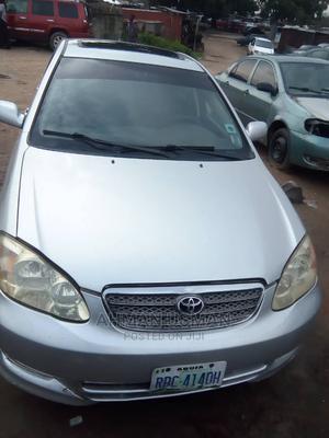 Toyota Corolla 2005 S Silver | Cars for sale in Abuja (FCT) State, Mararaba