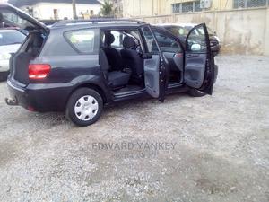 Toyota Avensis 2003 1.8 Sedan Automatic Black | Cars for sale in Lagos State, Amuwo-Odofin