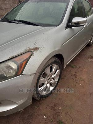 Honda Accord 2008 2.0 Comfort Automatic Silver   Cars for sale in Lagos State, Abule Egba