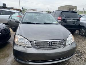 Toyota Corolla 2005 CE Gray | Cars for sale in Lagos State, Ifako-Ijaiye