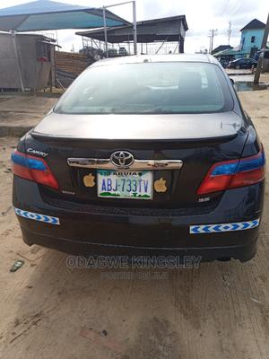 Toyota Camry 2008 2.4 SE Black | Cars for sale in Lagos State, Ajah