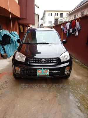 Toyota RAV4 2002 Automatic Black   Cars for sale in Lagos State, Isolo