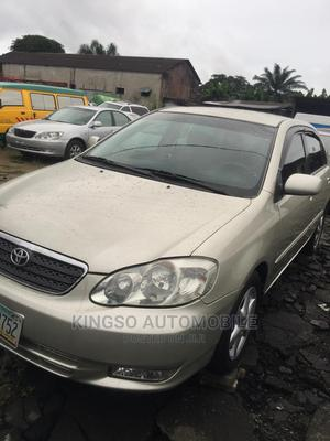 Toyota Corolla 2004 1.4 Silver | Cars for sale in Rivers State, Port-Harcourt