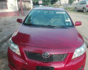 Toyota Corolla 2010 Red | Cars for sale in Abuja (FCT) State, Karu