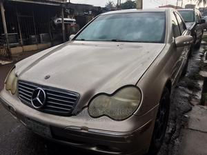 Mercedes-Benz C240 2003 Gold | Cars for sale in Oyo State, Ibadan