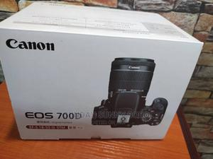 New Canon EOS 700D With 18-55mm | Photo & Video Cameras for sale in Lagos State, Ogba
