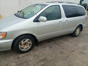 Toyota Sienna 2003 Silver   Cars for sale in Lagos State, Agege