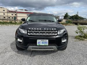 Land Rover Range Rover Evoque 2013 Pure AWD 5-Door Black | Cars for sale in Abuja (FCT) State, Central Business District