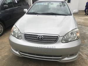 Toyota Corolla 2004 1.6 GLS Silver | Cars for sale in Lagos State, Ikeja